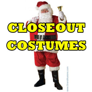 Costume Closeout!